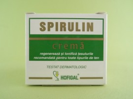 Poze SPIRULIN crema (50 ml)