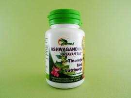 Ashwagandha Rasayan Tab STAR INTERNATIONAL (50 de tablete)