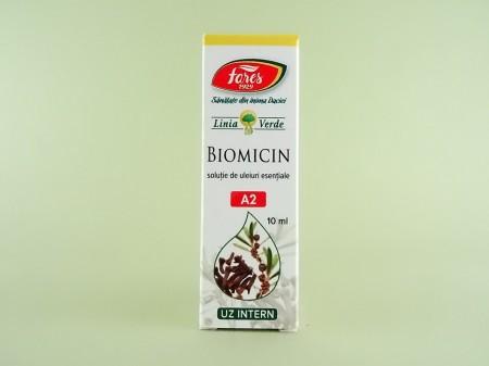 Biomicin solutie de uleiuri esentiale FARES (10 ml)