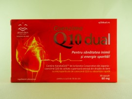 Coenzima Q10 dual GOOD DAYS THERAPY