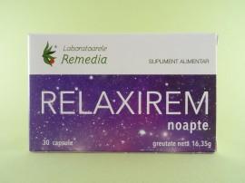 Relaxirem noapte   (30 de capsule)
