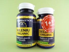 Seleniu organic  HERBAGETICA