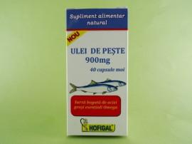 Ulei de peste 900 mg HOFIGAL
