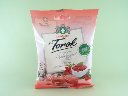 Bomboane cu macese si vitamina C   Dr.Torok