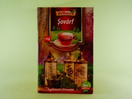Ceai sovarf ADNATURA