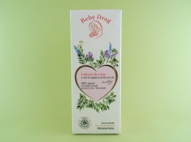 Lotiune de corp cu ulei de migdale si ovaz   Bebe Drag    (250 ml)