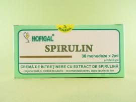 SPIRULIN crema monodoze  HOFIGAL