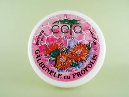 Unguent de galbenele cu propolis CETA SIBIU