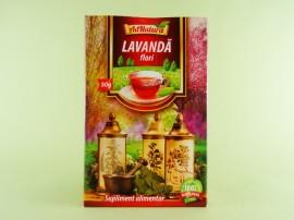 Ceai din flori de lavanda ADNATURA