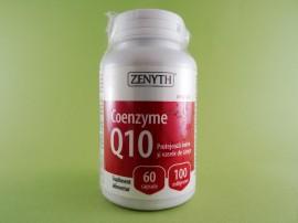 Coenzyme Q10 100 mg ZENITH PHARMACEUTICALS