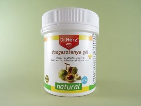 Gel din extract de castan salbatic DR. HERZ
