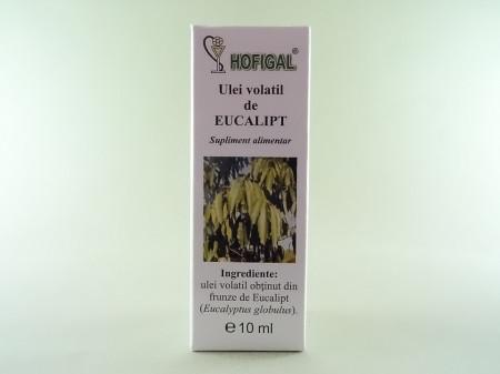Ulei volatil de eucalipt HOFIGAL