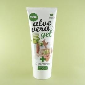 Aloe vera gel cu D-pantenol VIRDE (200 mi)