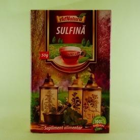 Ceai sulfina  ADNATURA (50 g)
