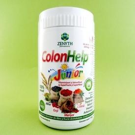 ColonHelp Junior ZENITH PHARMACEUTICALS (240 g)