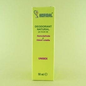 Deodorant natural Hofigal (50ml)