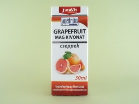 Extract de seminte de grapefruit JutaVit (30 ml)