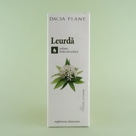 Leurda solutie hidroalcoolica DACIA PLANT (50 ml)