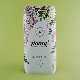 Sapun natural de baie Floran's Acacia VERBENA BEAUTY KFT (200 g)