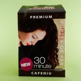 Vopsea de par Premium cafeniu SONIA HENNA (60 g)