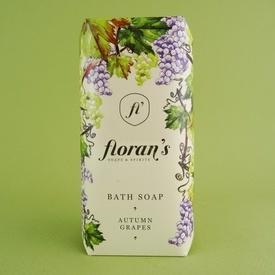 Sapun natural de baie Floran's Autumn Grapes VERBENA BEAUTY (200 g)