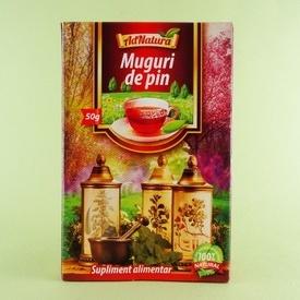 Ceai din muguri de pin ADNATURA (50 g)