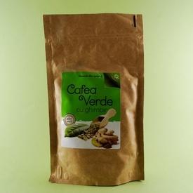 Cafea verde cu ghimbir  PHYTOPHARM  (150 g)
