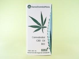 Cannabidiol CBD oil bio FERMA DOMNITA MARIA (100 ml)