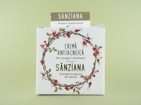 Crema antiacneica Sanziana PRISACA TRANSILVANIA (30 ml)