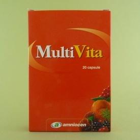 MultiVita AMNIOCEN (20 capsule)