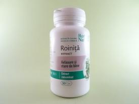 Roinita extract ROTTA NATURA (30 de capsule)