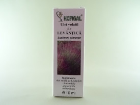 Ulei volatil de levantica HOFIGAL (10 ml)