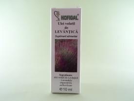Ulei volatil de levantica HOFIGAL (10 ml)