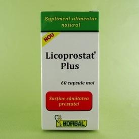 Licoprostat Plus HOFIGAL (60 de capsule moi)