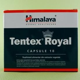 Tentex Royal  HIMALAYA (10 capsule)