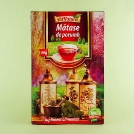 Ceai matase de porumb  ADNATURA (50 g)