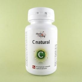 C natural (60 de comprimate)