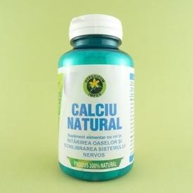 Calciu natural HYPERICUM IMPEX (60 de capsule)