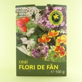 Ceai flori de fan  HYPERICUM IMPEX (100 g)