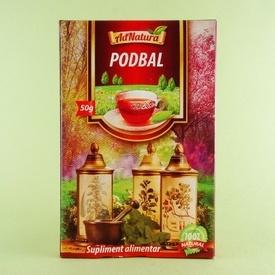 Ceai podbal ADNATURA (50 g)