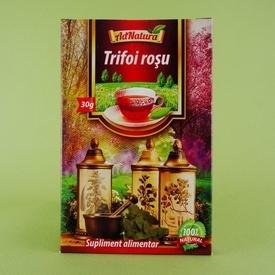 Ceai trifoi rosu ADNATURA (30 g)