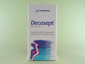 Decasept  AMNIOCEN (24 comprimate)