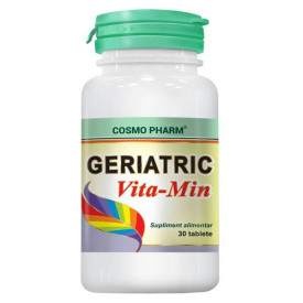 Geriatric Vita-Min COSMO PHARM (30 de tablete)