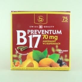 Preventum B1770 mg HERBAMEDICUS (75 de capsule)