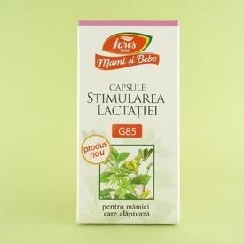 Stimularea lactatiei FARES (60 de capsule)