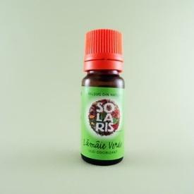 Ulei odorizant de lamaie verde SOLARIS (10 ml)