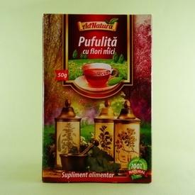 Ceai pufulita cu flori mici  ADNATURA (50 g)
