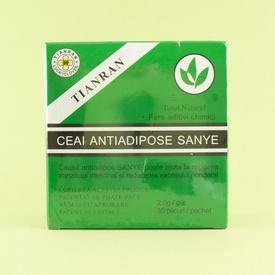Ceai antiadipos  SANYE (30 de plicuri)