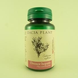Drenor hepatic DACIA PLANT (60 de comprimate)