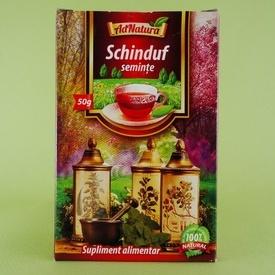 Ceai de seminte de Schinduf  ADNATURA (50 g)